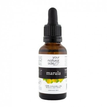 YOUR NATURAL SIDE Olej Marula Nierafinowany 10ml