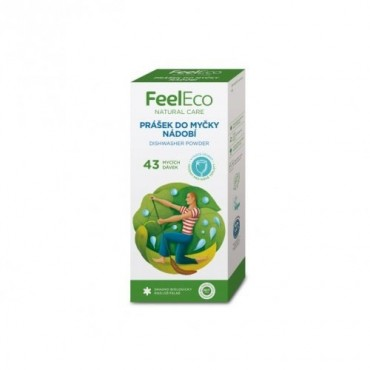 FEEL ECO Naturalny proszek do zmywarek 860g